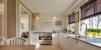 Panele podłogowe w kuchni - prestige