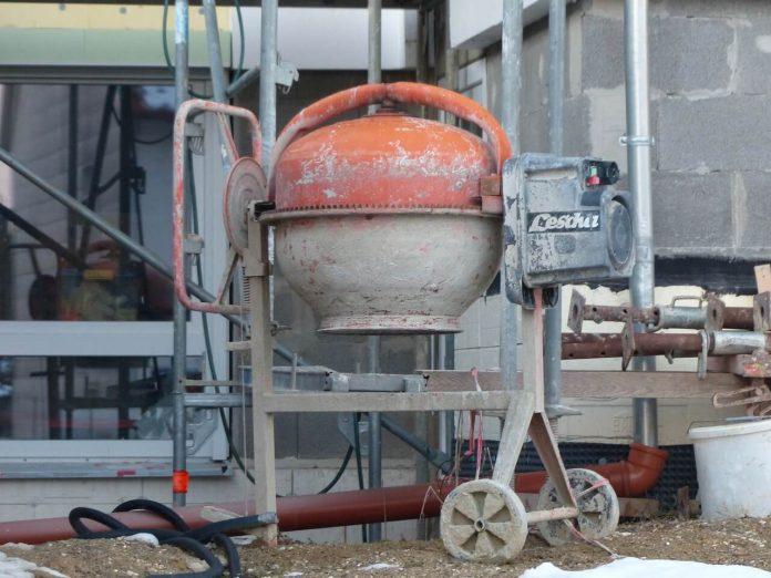 jak zrobić beton
