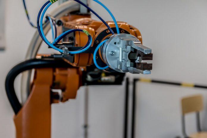 klasyfikacja robotów przemysłowych