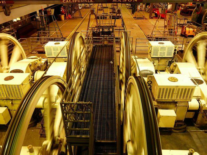 przemysłowa wciągarka elektryczna