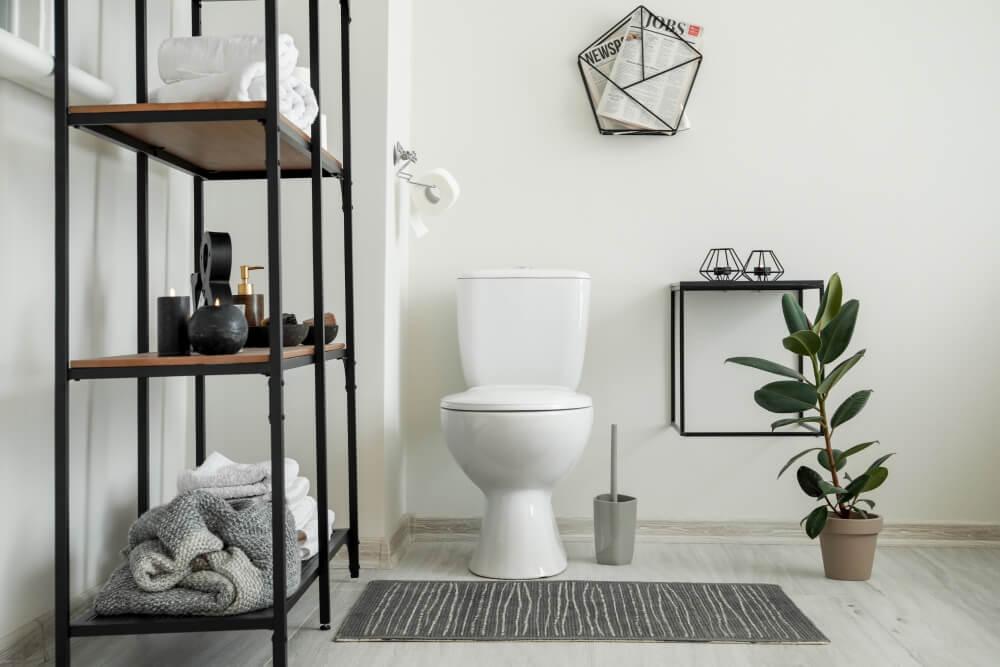 Meble łazienkowe – na co warto postawić?
