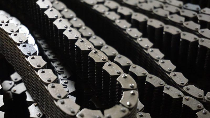 łańcuch przemysłowy